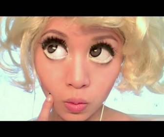 05 336x280 - Μακιγιάζ σε στυλ Lady Gaga Bad Romance