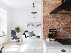 diakosmisi spiti 1 - Διαμέρισμα με κλασική – μοντέρνα διακόσμηση εσωτερικού χώρου