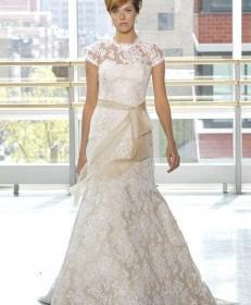 nifika taseis 8 231x280 -  Νυφικά φορέματα Οι τάσεις για το 2013