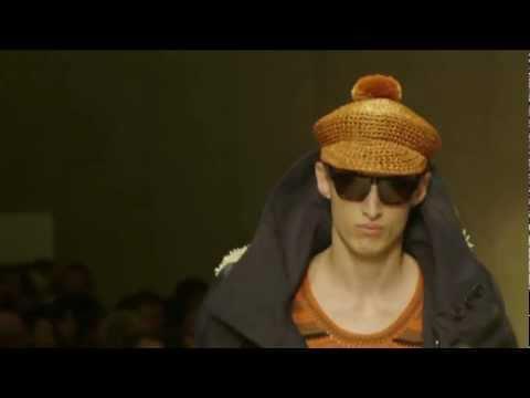 08 - Burberry Prorsum Menswear Spring/Summer 2012 Show