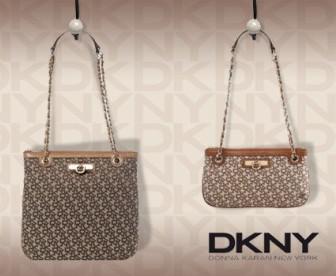 tsantaki 1 336x276 - Aποκτήστε με 79€ ένα αυθεντικό γυναικείο τσαντάκι DKNY με μακρύ λουρί που φοριέται και cross body