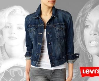 levis 1 336x276 - 44€ για το διαχρονικό και κλασσικό γυναικείο τζην μπουφάν Levi's που έχει φορεθεί από την Marilyn Monroe ως τη Rihanna
