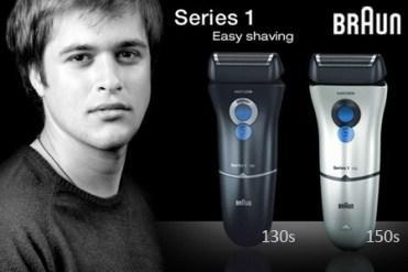 braun 1 Ξυριστική Μηχανή Προσώπου Braun 130s series 1 (€34,90) ή Braun 150s series 1 (€38,90) Με Δωρεάν Πανελλαδική Αποστολή