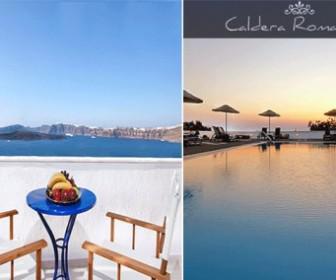 santorini 11 336x280 - Διακοπές στη Σαντορίνη από 109€/άτομο για 6 ή 8 ημέρες σε double garden view room με πλούσιο πρωινό στο Caldera Romantica!