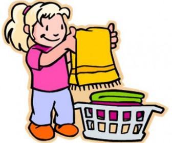 douleies gia paidia 336x280 - Απλές δουλειές για τα παιδιά
