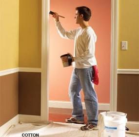 xromata toixou 5 285x280 - Πώς επιλέγω χρώμα για τον κάθε χώρο του σπιτιού μου;