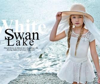Mini Raxevsky Lookbook White Swan Lake (7)