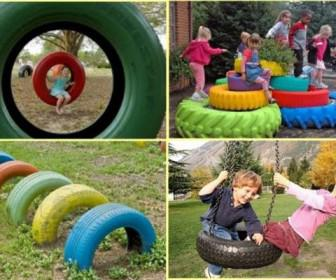 paidiki xara sto spiti 2 336x280 - Πιο ευτυχισμένα παιδιά : παιδική χαρά στο σπίτι