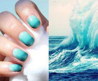 kalokairino manikiour sxedia nixia 2 336x280 - Καλοκαιρινό μανικιούρ : 5 ιδέες για όμορφα νύχια