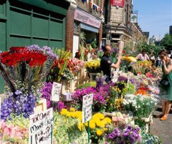 Columbia Road Flowers 336x280 - Οι 5 καλύτερες υπαίθριες αγορές του Λονδίνου