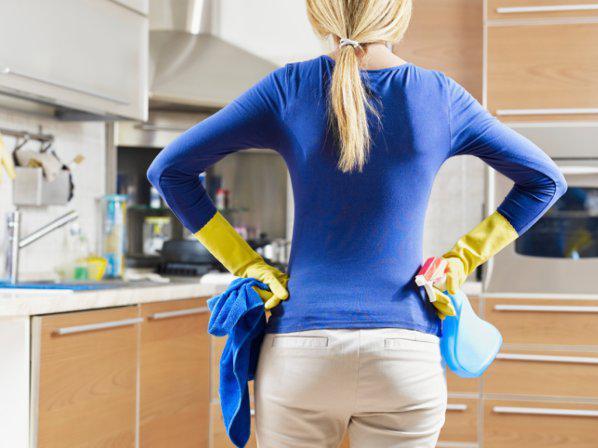 kathariotita spitiou - Θέστε ένα πρόγραμμα για την καθαριότητα του σπιτιού
