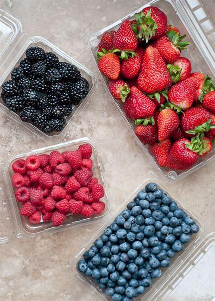 berries - Tips για να έχετε ενέργεια χωρίς καφεΐνη