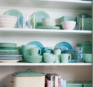 diakosmisi kouzinas prasino mentas 2 300x280 - Διακοσμήστε την κουζίνα σας με το πράσινο της μέντας