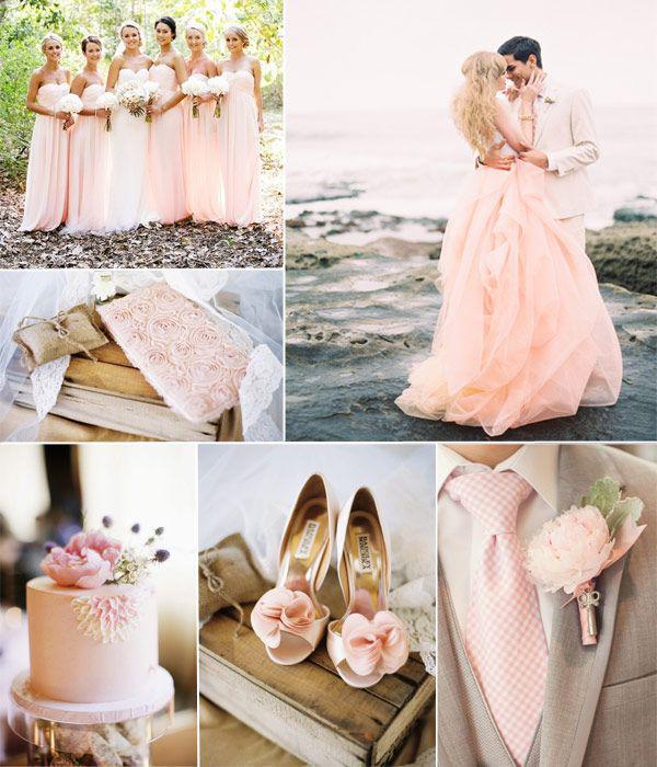 4 apochrosis tou roz kalokerino gamo - 4 Αποχρώσεις του ροζ για έναν καλοκαιρινό γάμο