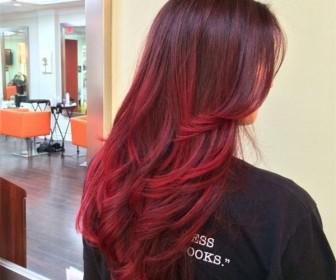kokkina mallia gia kalokeri4 336x280 - Κόκκινα μαλλιά για το καλοκαίρι