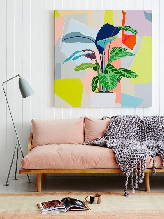 diakosmisi saloniou richtaria 2 - Διακόσμηση σαλονιού με ριχτάρια 5 υπέροχες ιδέες για να ανανεώσεις το χώρο σου