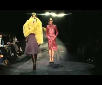 06 336x280 - Full Show - Guccio Gucci Fall Winter 2011-2012 HQ