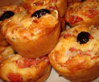 muffins pizza 1 336x280 - Muffins Pizza!