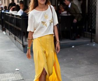 look kitrino xroma 4 336x280 - Sunny Yellow Looks για καλοκαιρινά outfits
