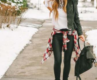 Correct ways to wear leather leggings 1 336x280 - Οι σωστοί τρόποι να φορέσεις δερμάτινο κολάν