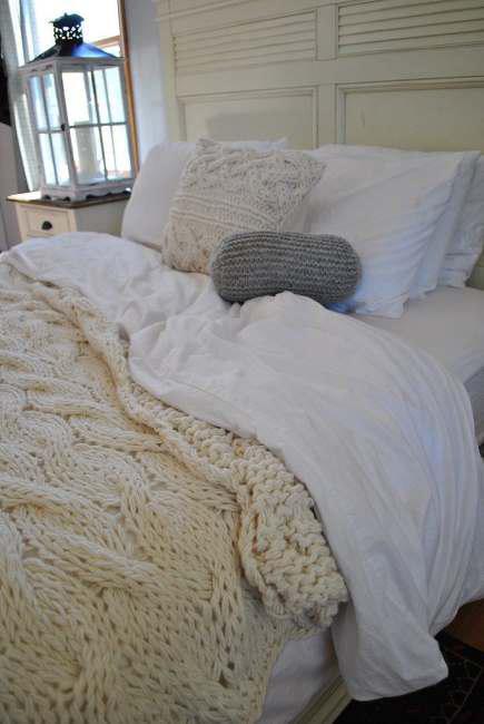 Cozy touches to winter decor (4)