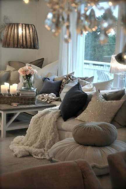 Cozy touches to winter decor (5)