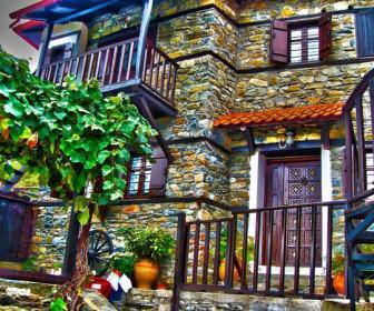 paradosiakoi ksenones thessaloniki 22 336x280 - 10 παραδοσιακοί ξενώνες κοντά στη Θεσσαλονίκη