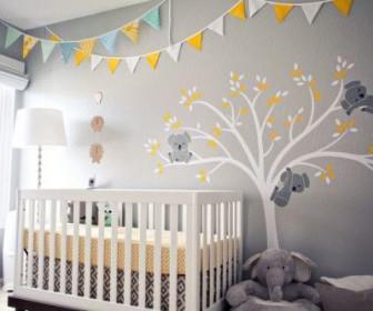 paidiko domatio agoria 4 336x280 - Πώς να διακοσμήσετε το δωμάτιο του μωρού: αγόρι