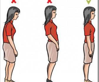 stasi somatos 336x280 - Πως θα βελτιώστε την στάση του σώματός σας