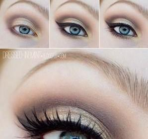kalokerino smokey eye look se pente lepta 298x280 - Καλοκαιρινό smokey eye look σε πέντε λεπτά