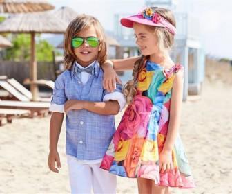 Παιδικά ρούχα Mini Raxevsky Άνοιξη 2016 566cde36253